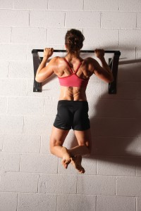 Proper pull up technique